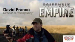 Boardwalk Inspire (With David Franco, DP of Boardwalk Empire) GCS011