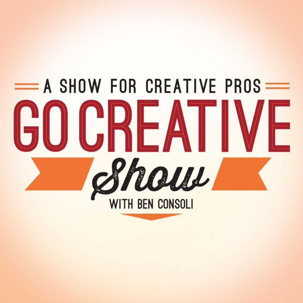 Logo for Go Creative Show