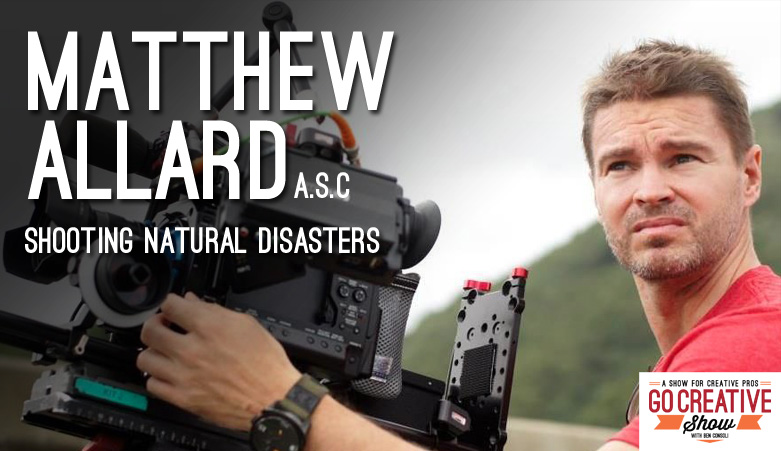 Shooting Disasters (With Matt Allard)