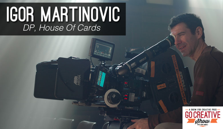 House of Cards (With Igor Martinovic)
