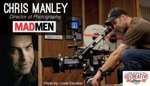 Mad Men Mania (With Chris Manley, ASC) GCS028