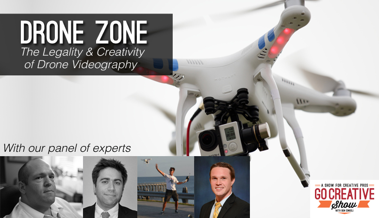 Drone Zone (with Paul Antico, Jos Stiglingh and More)