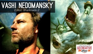 Sharknado (with Vashi Nedomansky and Matt Allard) GCS039