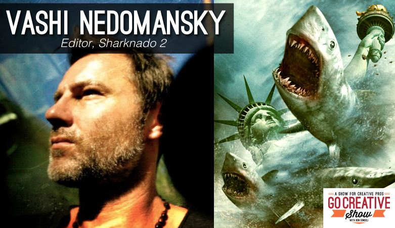 Sharknado (with Vashi Nedomansky and Matt Allard)