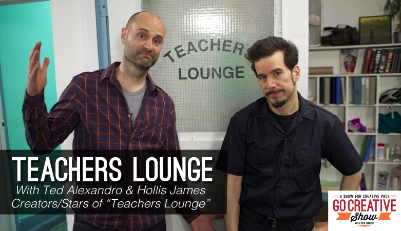 Teachers Lounge (with Ted Alexandro and Hollis James)