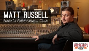 Audio Master Class (With Matt Russell) GCS043