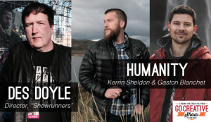 Showrunners (with Des Doyle and Humanity.tv) GCS046