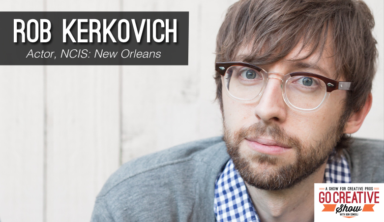 NCIS: NOLA (with Rob Kerkovich)