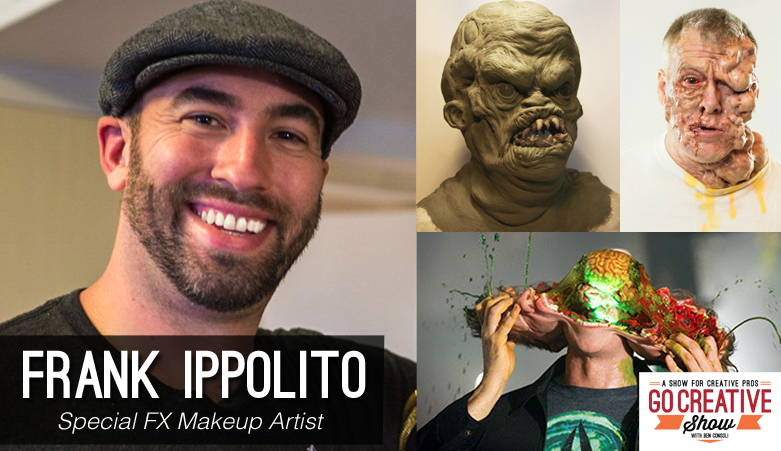 Monster Makeup (with Frank Ippolito)