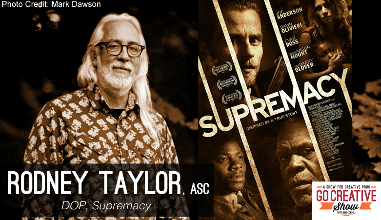 Supremacy (with Rodney Taylor)