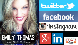 Social Media for Filmmakers (with Emily Thomas) GCS054