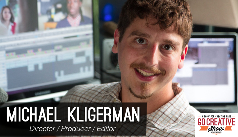 Producing within micro-budgets with our guest, director and producer, Michael Kligerman