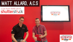 NAB 2015 (with Matt Allard ACS) GCS058