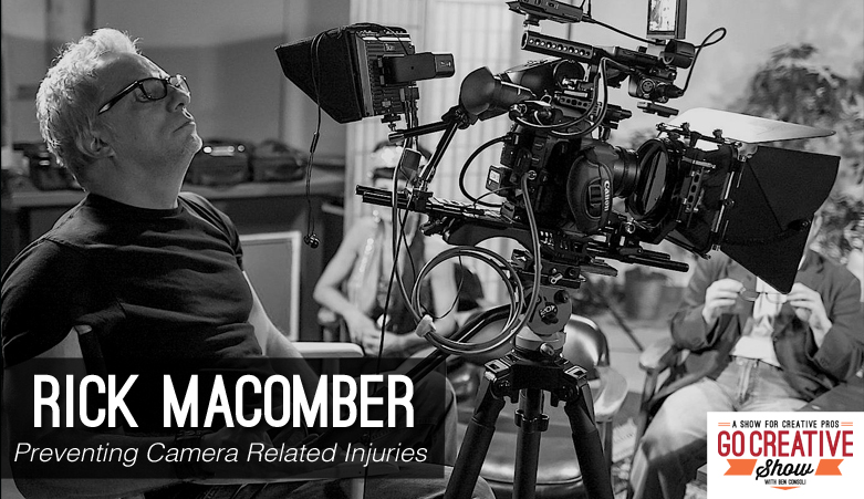 Rick Macomber Preventing Camera Related Injuries