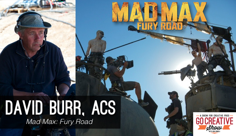 Mad Max Fury Road (with David Burr) GCS065