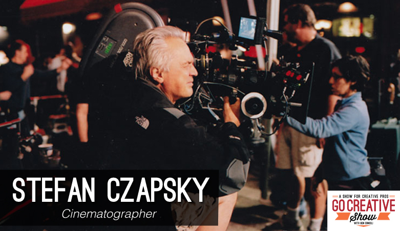 Cinematographer Stefan Czapsky on Go Creative Show