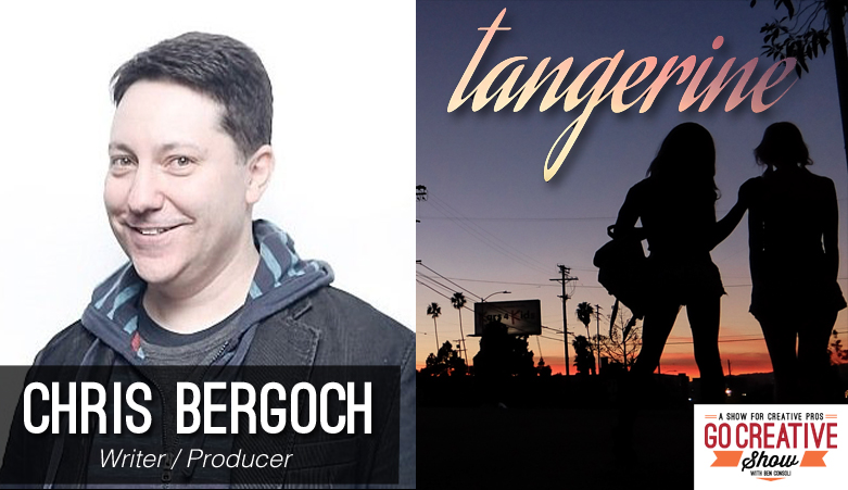 Chris Bergoch writer and producer for Tangerine