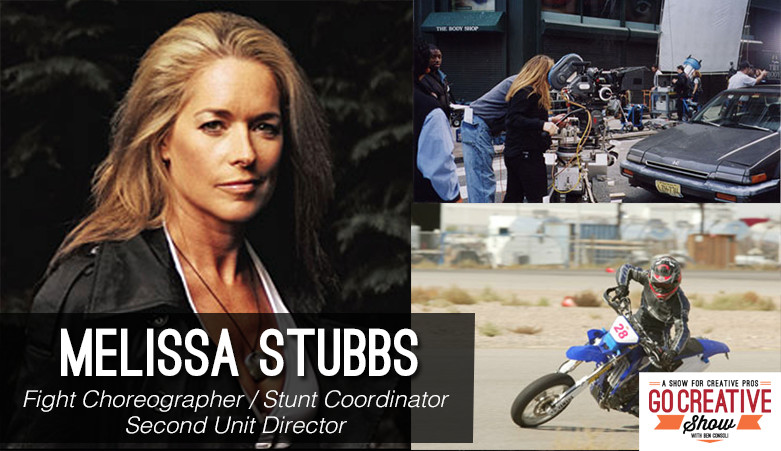 Melissa Stubbs Stunt Coordinator, Fight Choreographer, 2nd Unit Director
