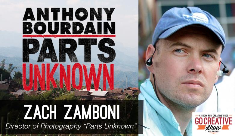 Zach Zamboni on Go Creative Show