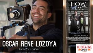 Chicago Fire to Feature Film (with Oscar Rene Lozoya) GCS094