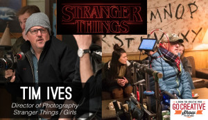 The Cinematography of Stranger Things (with Tim Ives) GCS099