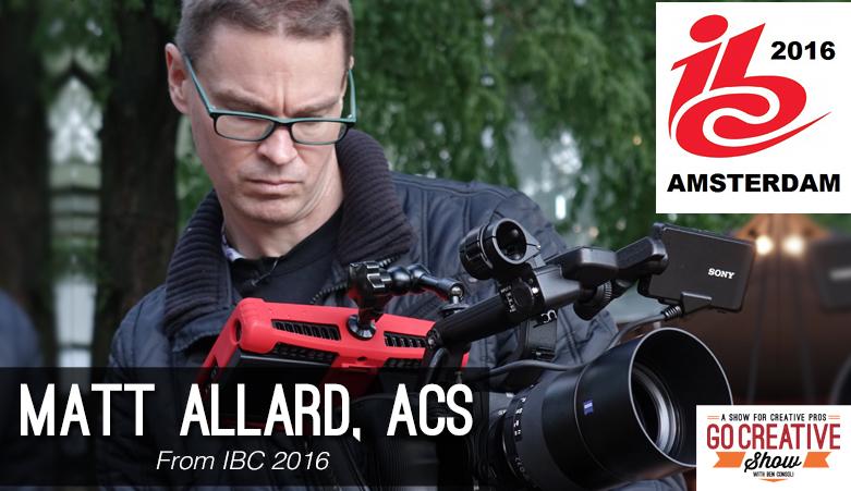 Matt Allard ACS IBC 2016