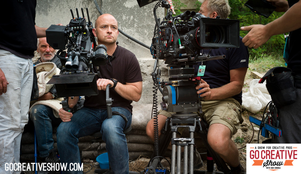 Cinematographer David Klein talks Homeland on Go Creative Show