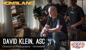 The Cinematography of Homeland (with David Klein) GCS104