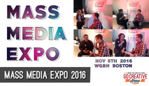 Live from Mass Media Expo 2016 GCS108