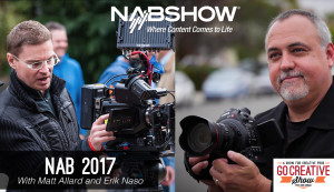 NAB 2017 (with Matt Allard and Erik Naso) GCS121