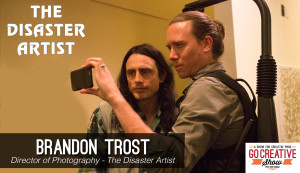 The Disaster Artist and Remaking The Room (with Brandon Trost) GCS138