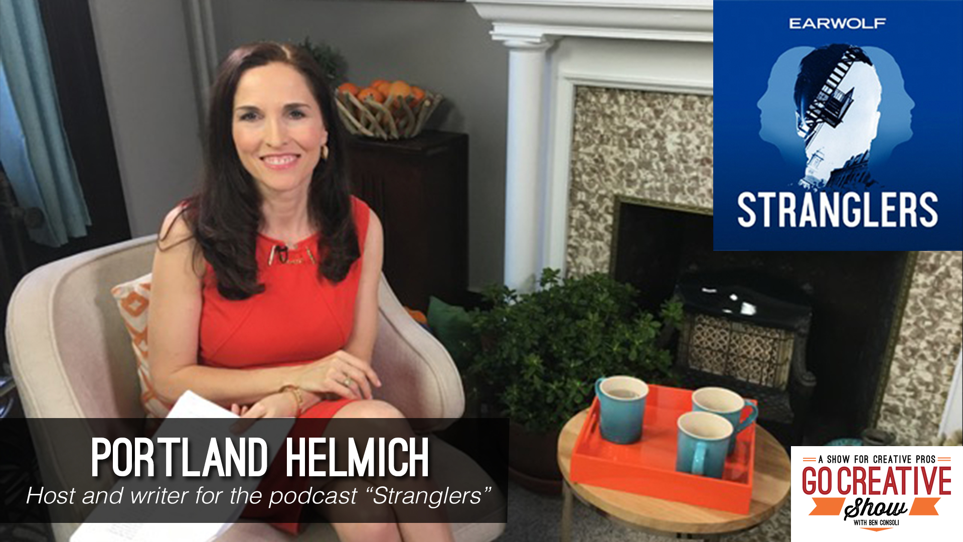 portland Helmich on Go Creative Show with Ben Consoli