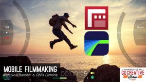 Mobile Filmmaking (with Neill Barham and Chris Demiris) GCS149