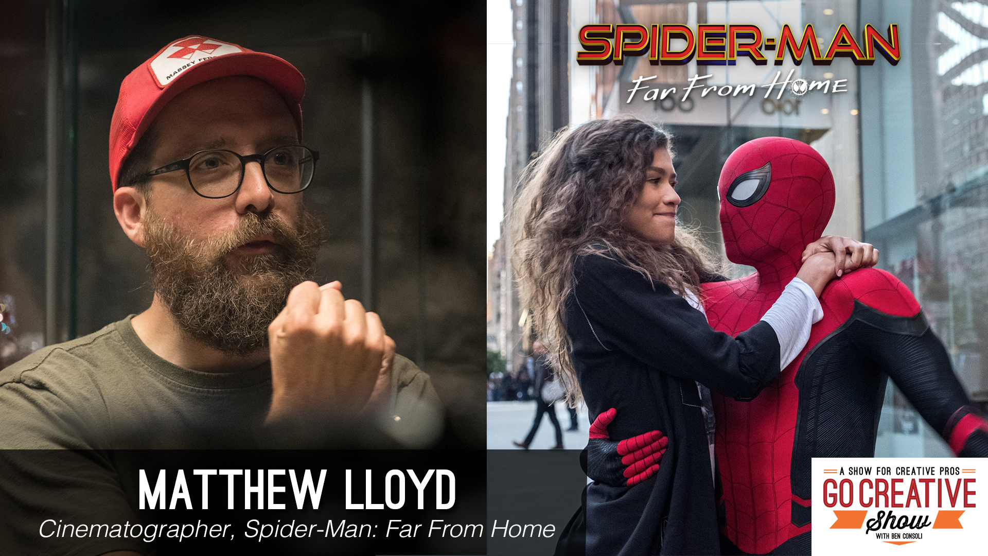 Spider-Man Far From Home Cinematography (with Matthew Lloyd) - Go